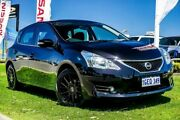2016 Nissan Pulsar C12 Series 2 ST-L Black 6 Speed Manual Hatchback Osborne Park Stirling Area Preview