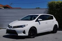 2014 Toyota Corolla ZRE182R Ascent S-CVT White 7 Speed Constant Variable Hatchback South Launceston Launceston Area Preview