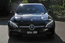 2016 Mercedes-Benz C63 W204 MY14 AMG Edition 507 Black 7 Speed Sports Automatic Sedan Doncaster Manningham Area Preview