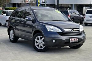2007 Honda CR-V RE MY2007 Luxury 4WD Grey 5 Speed Automatic Wagon Southport Gold Coast City Preview