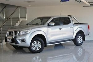 2015 Nissan Navara D23 ST Silver 7 Speed Sports Automatic Utility Southport Gold Coast City Preview