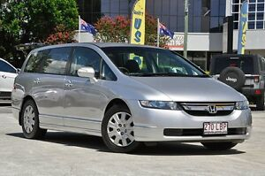 2008 Honda Odyssey 3rd Gen MY07 Silver 5 Speed Sports Automatic Wagon Southport Gold Coast City Preview