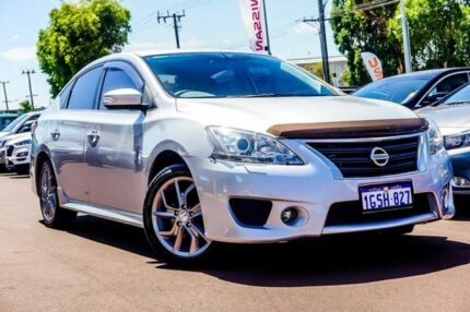 2015 Nissan Pulsar B17 Series 2 SSS Silver 1 Speed Constant Variable Sedan Osborne Park Stirling Area Preview