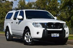 2014 Nissan Navara D40 S6 MY12 ST 4x2 White 5 Speed Sports Automatic Utility Thorngate Prospect Area Preview