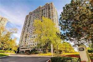 Affordable Large 2 Bd/2bath Unobstructed Downtown View on 22 Flr