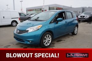 2015 Nissan Versa Note SL Accident Free,  Navigation (GPS),  Hea