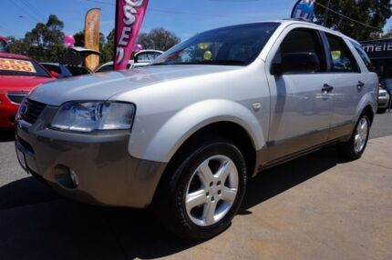 2005 Ford Territory SX TS Silver 4 Speed Sports Automatic Wagon Dandenong Greater Dandenong Preview