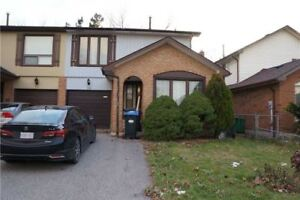 A Wonderfully Upgraded 3 Bed Semi-Detached 5 Level Home Location