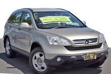 2007 Honda CR-V RE MY2007 4WD 5 Speed Automatic Wagon Coolangatta Gold Coast South Preview