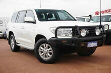 2008 Toyota Landcruiser VDJ200R GXL White 6 Speed Sports Automatic Wagon Balcatta Stirling Area Preview