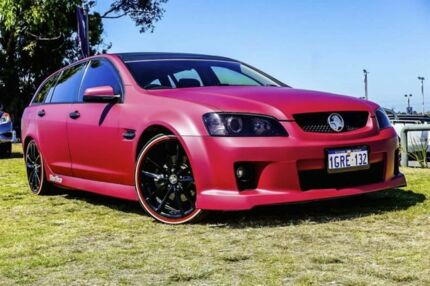 2008 Holden Commodore VE MY09 SS V Sportwagon Blue 6 Speed Sports Automatic Wagon Wangara Wanneroo Area Preview