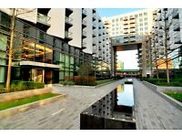 -Luxury Two bedroom, two bathroom apartment set in this popular Baltimore Wharf dockside development