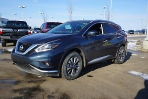 2018 Nissan Murano AWD SL LEATHER SEATS, INTELLIGENT ADAPTIVE CR
