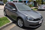 2012 Volkswagen Golf 1K MY12 118 TSI Comfortline Grey 7 Speed Auto Direct Shift Hatchback Margate Redcliffe Area Preview