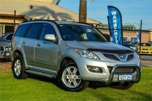 2012 Great Wall X200 CC6461KY MY11 (4x4) Champagne Silver 5 Speed Automatic Wagon Rockingham Rockingham Area Preview