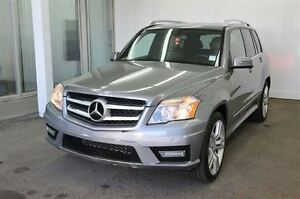 2012 Mercedes-Benz GLK-Class GLK350 Sedan
