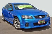 2010 Holden Commodore VE II SS Blue 6 Speed Manual Sedan Coolangatta Gold Coast South Preview