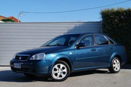 2008 Holden Viva JF MY08 Blue 5 Speed Manual Sedan South Launceston Launceston Area Preview