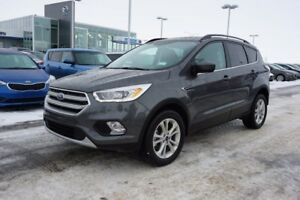 2017 Ford Escape 4WD SE ECOBOOST Accident Free,  Bluetooth,