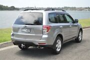 2009 Subaru Forester MY09 XS Premium Silver 5 Speed Manual Wagon Five Dock Canada Bay Area Preview