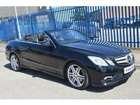 2011 11 MERCEDES-BENZ E CLASS 2.1 E220 CDI BLUEEFFICIENCY SPORT 2D AUTO 170 BHP