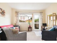 Bright, terraced, 2 bedroom house with private garden in Liberton available July