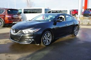 2017 Nissan Maxima SL Accident Free,  Navigation (GPS),  Leather