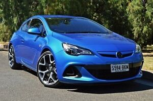 2015 Holden Astra PJ MY16 VXR Blue 6 Speed Manual Hatchback Thorngate Prospect Area Preview