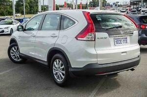2012 Honda CR-V RM VTi Navi White 5 Speed Automatic Wagon Pearsall Wanneroo Area Preview
