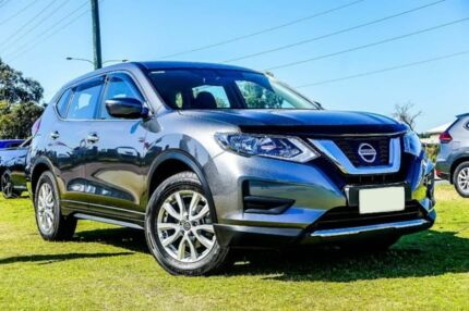 2018 Nissan X-Trail T32 Series II ST X-tronic 2WD Gun Metallic 7 Speed Constant Variable Wagon Wangara Wanneroo Area Preview