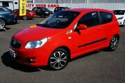 2008 Holden Barina TK MY09 Red Manual Hatchback Woodridge Logan Area Preview