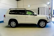 2016 Toyota Landcruiser VDJ200R VX White 6 Speed Sports Automatic Wagon Wangara Wanneroo Area Preview