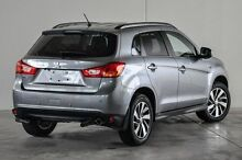 2014 Mitsubishi ASX XB MY15 LS 2WD Grey 6 Speed Constant Variable Wagon Robina Gold Coast South Preview