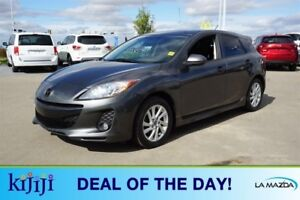 2013 Mazda Mazda3 GS SKY Leather,  Heated Seats,  Bluetooth,