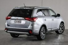 2015 Mitsubishi Outlander ZK MY16 LS 4WD Silver 6 Speed Constant Variable Wagon Robina Gold Coast South Preview