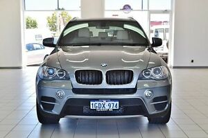 2012 BMW X5 E70 MY12 Upgrade xDrive 30D Grey 8 Speed Sequential Auto Wagon Jandakot Cockburn Area Preview