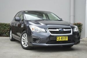 2014 Subaru Impreza MY14 2.0I (AWD) Grey Continuous Variable Sedan South Maitland Maitland Area Preview