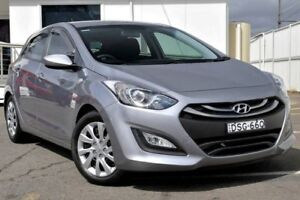 2014 Hyundai i30 GD2 Active Grey 6 Speed Sports Automatic Hatchback Gosford Gosford Area Preview