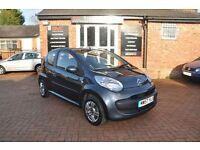 CITROEN C1 1.0 RHYTHM 3d 68 BHP ONE OWNER FROM NEW (grey) 2008