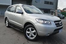 2006 Hyundai Santa Fe CM MY07 SLX Silver 4 Speed Sports Automatic Wagon Beckenham Gosnells Area Preview