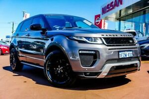2016 Land Rover Range Rover Evoque L538 MY16.5 TD4 180 HSE Dynamic Grey 9 Speed Sports Automatic