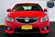 2011 Holden Cruze JH Series II MY11 SRi-V Red/Black 6 Speed Sports Automatic Sedan Canning Vale Canning Area Preview
