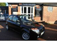 PROTON SAVVY 1.1 STYLE 5d AUTO 75 BHP YES ONLY 15000 MILES (black) 2007