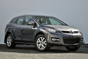 2007 Mazda CX-7 ER1031 MY07 Luxury Grey 6 Speed Sports Automatic Wagon Tweed Heads South Tweed Heads Area Preview
