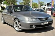 2002 Holden Calais VY Grey 4 Speed Automatic Sedan North Gosford Gosford Area Preview
