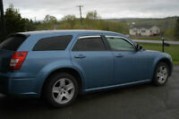 2007 Dodge Magnum Sedan