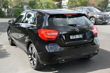 2015 Mercedes-Benz A200 176 MY15 BE Black 7 Speed Sports Automatic Dual Clutch Hatchback Doncaster Manningham Area Preview