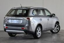 2014 Mitsubishi Outlander ZJ MY14.5 ES 4WD Grey 6 Speed Constant Variable Wagon Robina Gold Coast South Preview