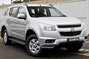 2015 Holden Colorado 7 RG MY15 LT Silver 6 Speed Sports Automatic Wagon Gosford Gosford Area Preview