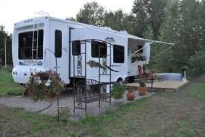 2008 5th wheel, minimum use, great condition